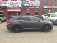 Toyota Venza Winter Tire & Wheel Packages @ Auto Trax