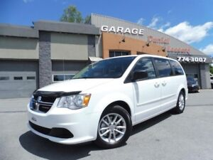 Dodge Grand Caravan SXT, TV DVD, CAM RECUL V6.3.6 À VOIR 2013