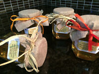 Wedding Favour  NATURAL LOCAL HONEY the BEST