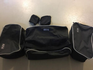 BMW Travel Bag Liners, Set of 3 for K1200 LT