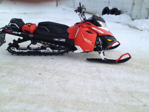 2015 Summit 154 800 Etec
