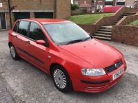 FIAT STILO 1.9 JTD TURBO DIESEL 2005 55 REG 1 OWNER FSH MUST BE SEEN EXCELLENT