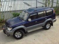 TOYOTA LAND CRUISER PRADO 3.0TD TZ LIMITED EDITION AUTO 4X4 BLUE