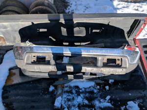 2000- 2004 f350 front bumper