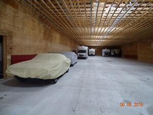 ** Indoor RV Parking Garage & Storage - Holyrood **