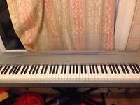 Yamaha p70 keyboard