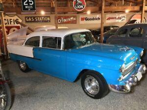 1955 Chevrolet Resto-Mod, 2 Door Custom