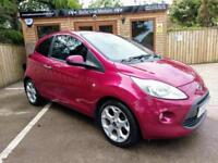 2011 FORD KA1.3TDCi ( S/S ) TITANIUM IN RED BLUSH