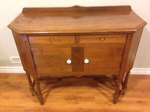 Antique Refinished Sideboard London Ontario image 1