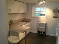 LACHINE LOFT furnished all incl. tout inclus - airport-canal