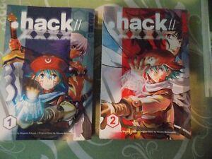 mangas .Hack//xxxx