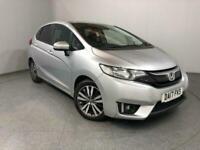 2017 Honda Jazz 1.3 i-VTEC EX 5dr CVT HATCHBACK Petrol Automatic