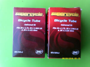 Supercycle Bike Tubes 26 inch