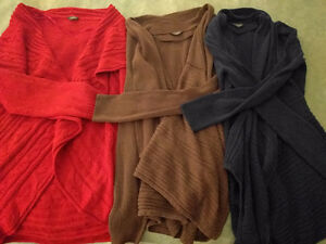 Womens XL Sweaters (set of 3)
