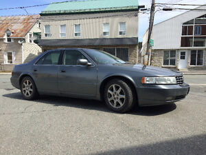 2003 Cadillac Seville Berline