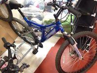 Dunlop Mens/Teen Mountain bike