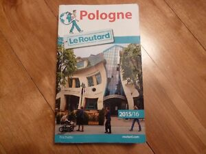Le Routard Pologne 2015/2016