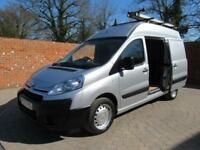 CITROEN DISPATCH 2.0 HDI 1200 L2 H2 LWB HIGH ROOF 3 SEATS