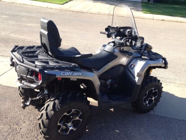 Used 2014 Can-Am Outlander 650 Max XT DPS