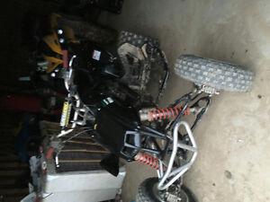 2004 trx 450r