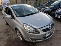 Vauxhall Corsa 1.2i 16v SXi 3 DOOR - 2009 09-REG - 10 MONTHS MOT