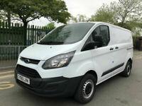 4471906ca033f4 2017 Ford Transit Custom 2.0 TDCi 290 L1H1 Panel Van 5dr (EU6) ( L1H2
