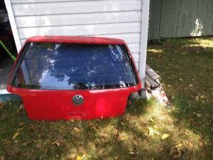 Valise de Volkswagen Golf 2000-2006