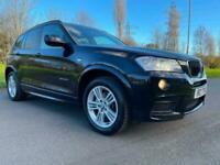 2014 BMW X3 2.0 181 BHP M -SPORT ***AWD X-DRIVE *** HUGE SPEC *** SUPERB CAR