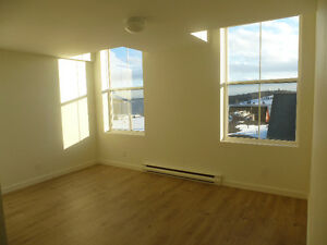 Top floor downtown Lunenburg with harbour views
