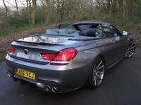 2011 61 BMW 640d 3.0TD auto d M Sport Convertible..STUNNING 'HAMANN' CONVERSION