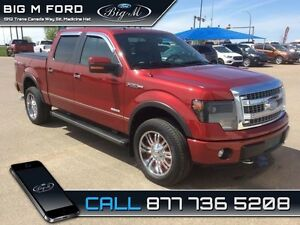 2014 Ford F-150   - one owner - local - trade-in - non-smoker -