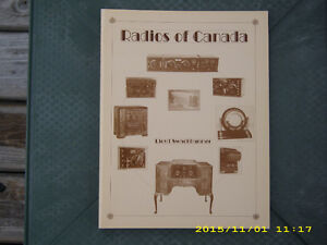 """Radios Of Canada"" Softcover and brand new"