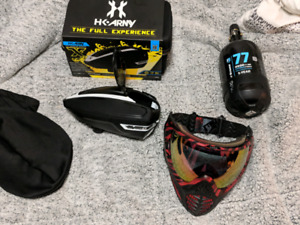 Paintball quitting sale