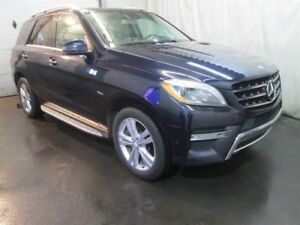Mercedes-Benz M-Class 4MATIC ML 350 BlueTEC 2012