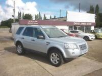 2009 LAND ROVER FREELANDER 2.2 Td4 GS 5dr Auto