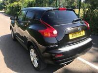 Nissan Juke TEKNA DCI (black) 2011