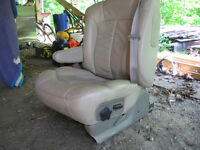 Power Leather Truck seats