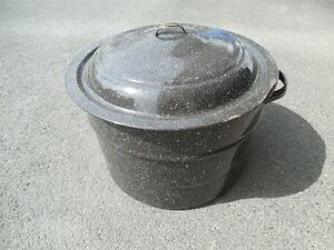 Pot for canning