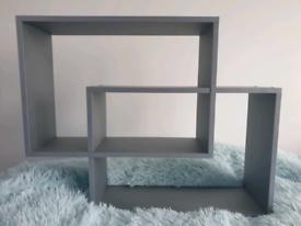 Grey Shelf