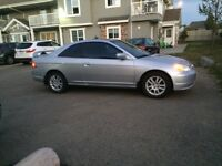 Honda Civic Si 2003 + winter good quality tiers