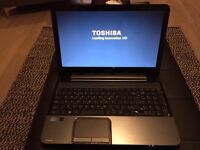 Toshiba satellite laptop Windows 10 i3 processor 2016