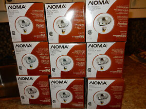 New In Box - 9 Boxes NOMA 120 Watt Floodlights REDUCED $20