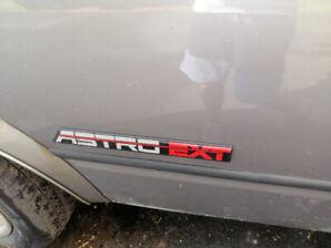 1993 Chevrolet Astro Ext Minivan, Van