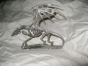 The Undead Dragon (Rawcliffe Pewter) Edmonton Edmonton Area image 1