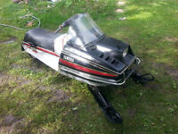 EXCITER 440 SLED TRADE FOR MINI BIKE TRADES ONLY