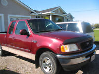 1997 Ford F-150 Pickup Truck  PARTS ONLY