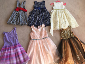 I am selling girls party dresses $7 to $10 each