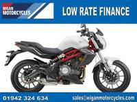 BENELLI BN302 E4 2017 MODEL SUPERB LOW SEAT MIDDLEWEIGHT FINANCE AVAILABLE