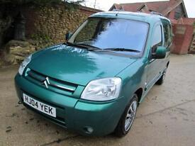 Citroen Berlingo 2.0HDi 90 2004 Multispace Desire **NOW SOLD**