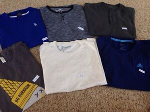 Brand name back to school clothes